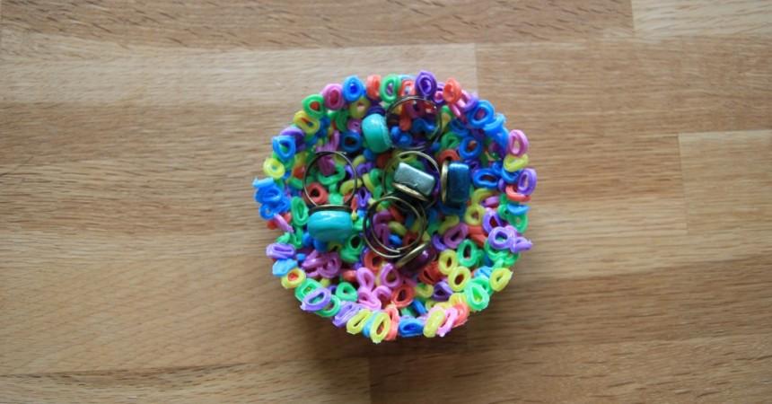 creation en perle hama