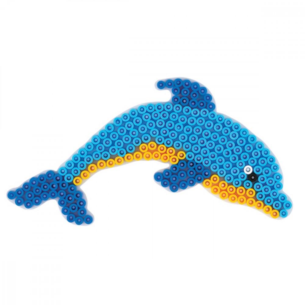 dauphin en perle hama