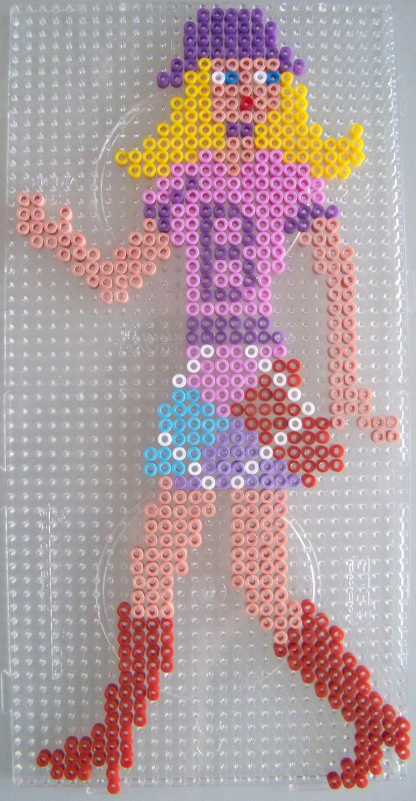 modele de perle a repasser barbie