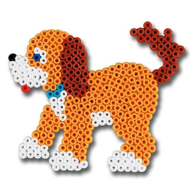 modele de perle a repasser chien