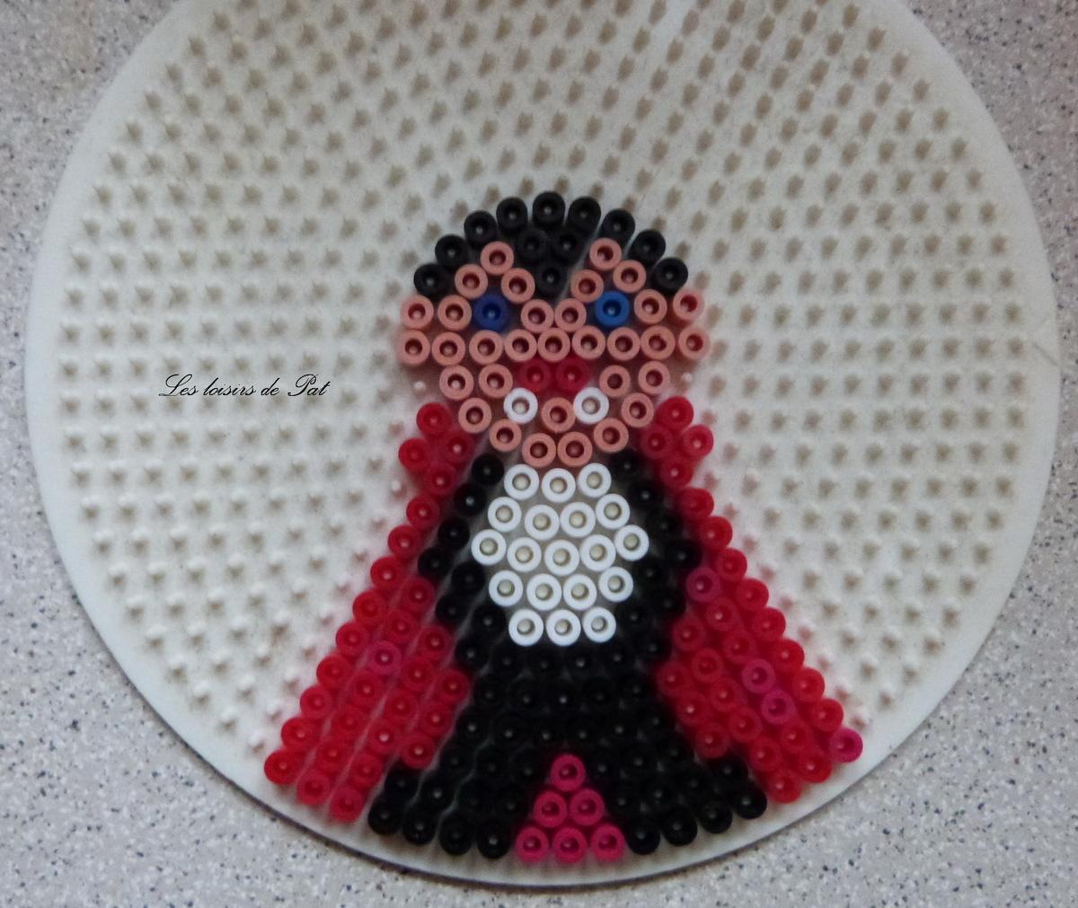 modele de perle a repasser halloween