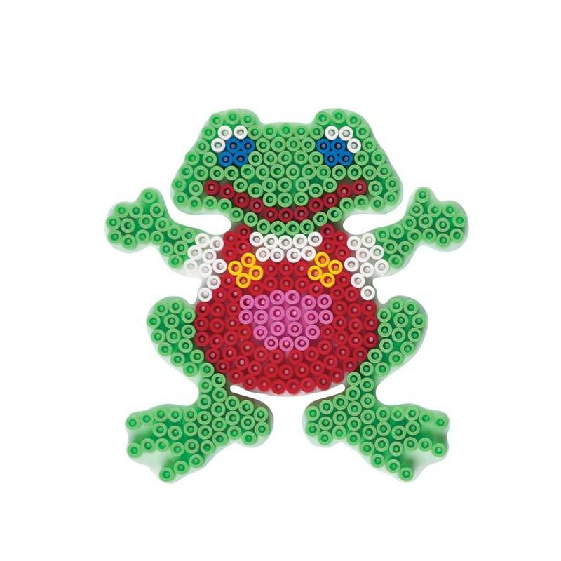modele grenouille perle a repasser. Black Bedroom Furniture Sets. Home Design Ideas