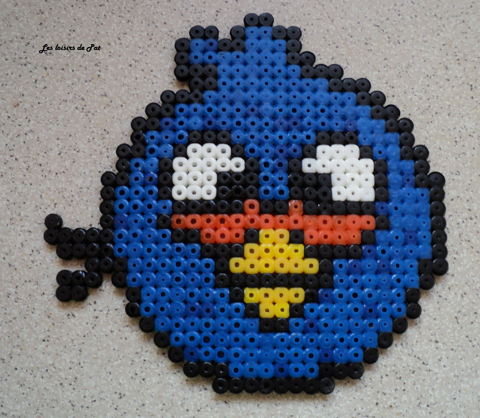 modele perle a repasser angry birds