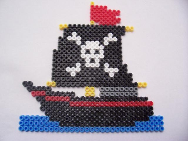 modele perle a repasser bateau