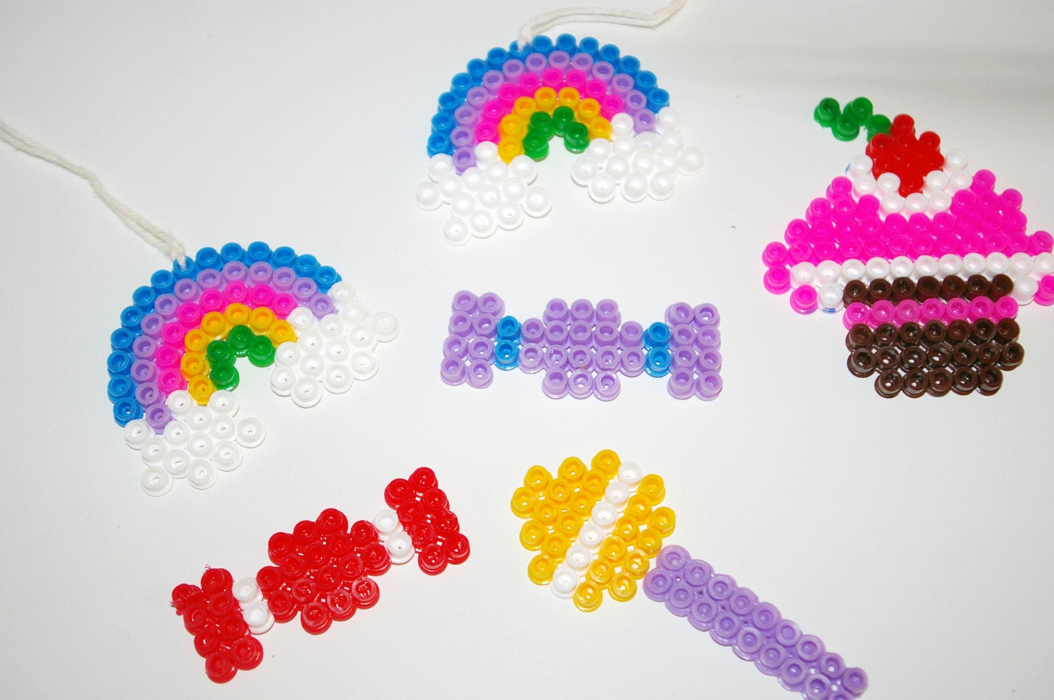 modele perle a repasser bonbon