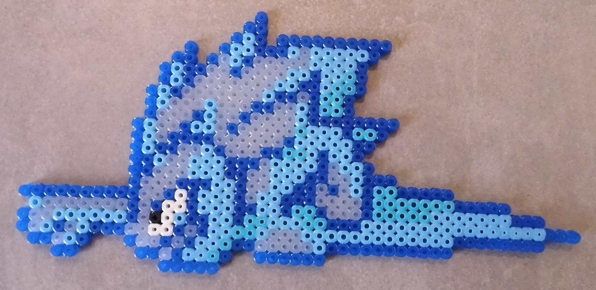 modele perle a repasser dragon ball z