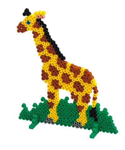 modele perle a repasser girafe