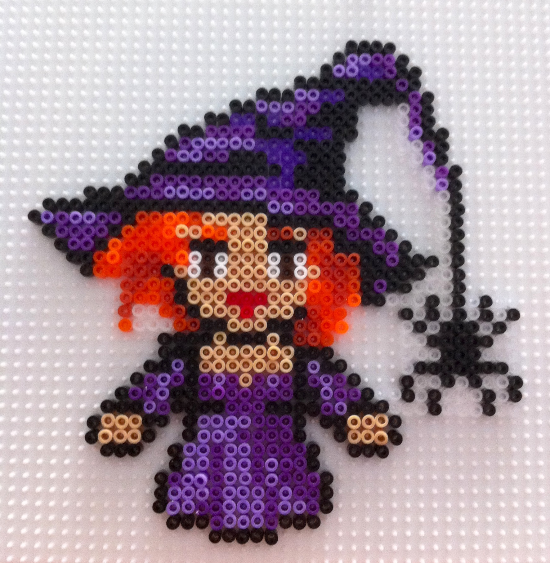 modele perle a repasser halloween