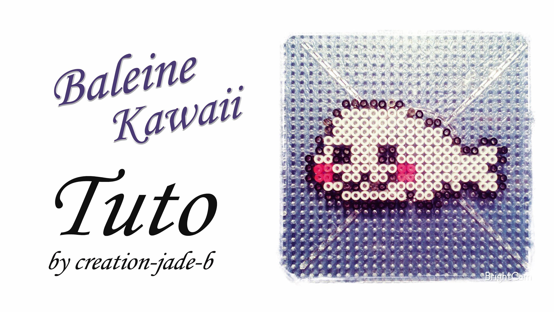 modele perle a repasser kawaii