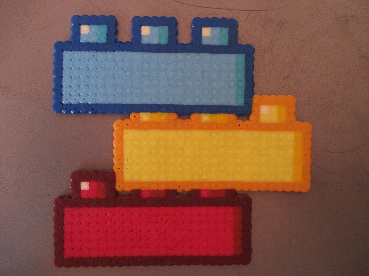 modele perle a repasser lego