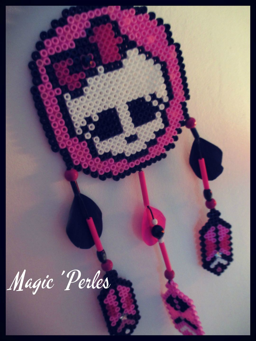modele perle a repasser monster high