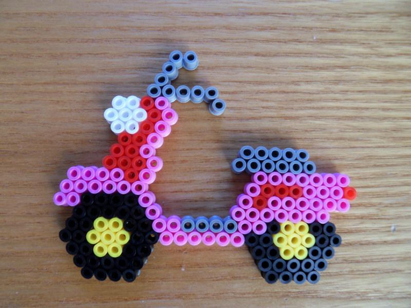 modele perle a repasser moto