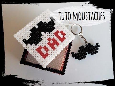 modele perle a repasser moustache