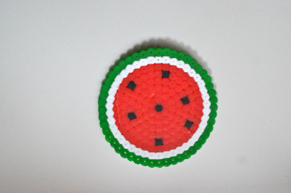 modele perle a repasser pasteque