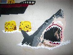 modele perle a repasser requin