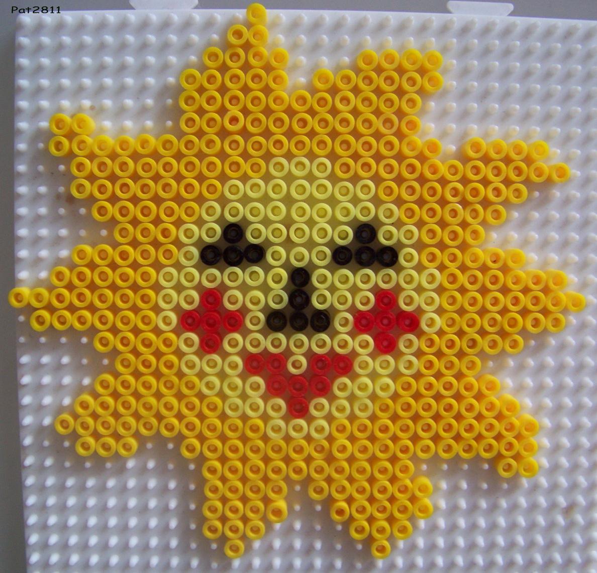 modele perle a repasser soleil