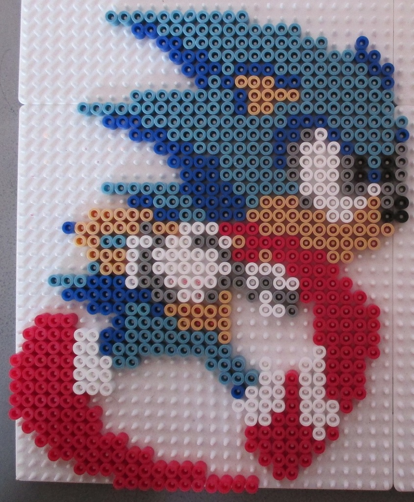 modele perle a repasser sonic