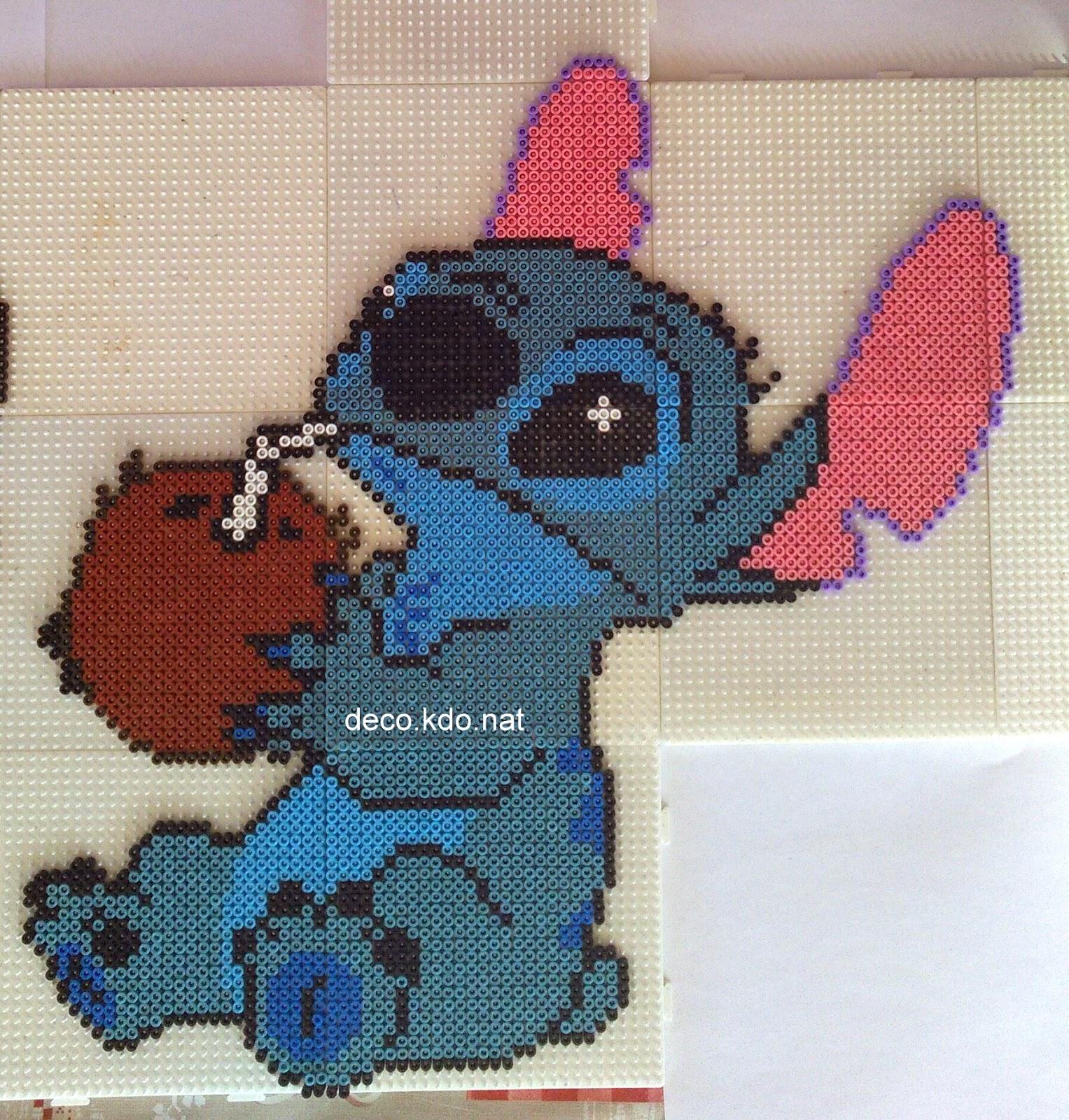modele perle a repasser stitch