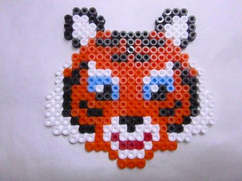 modele perle a repasser tigre