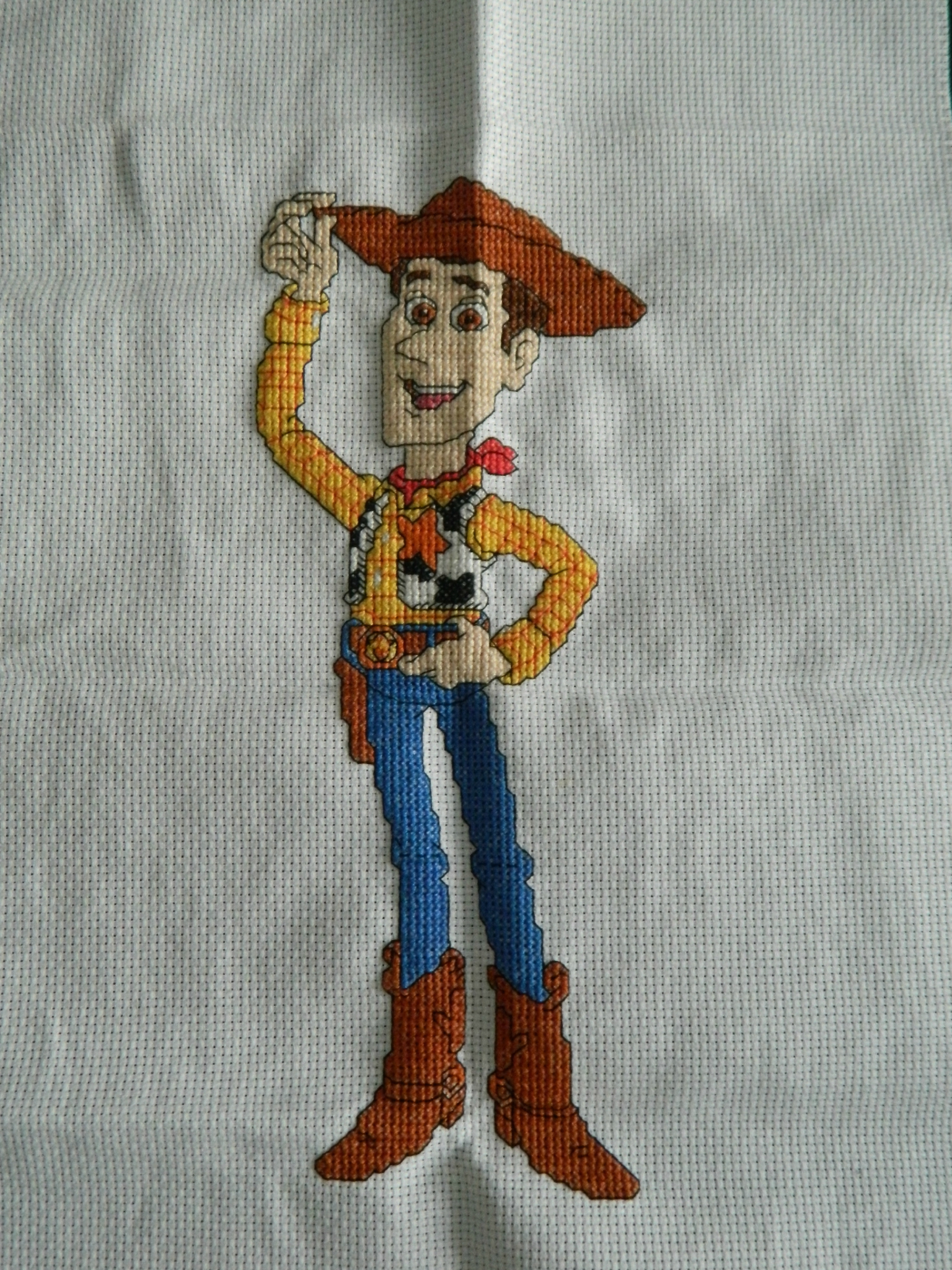 modele perle a repasser toy story