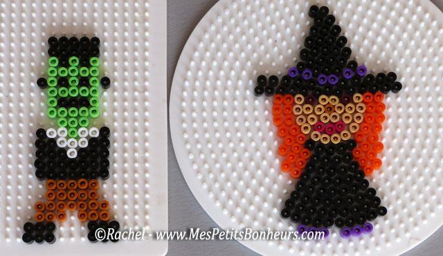 Modele Perle Hama Halloween