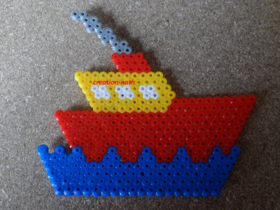 perle a repasser bateau