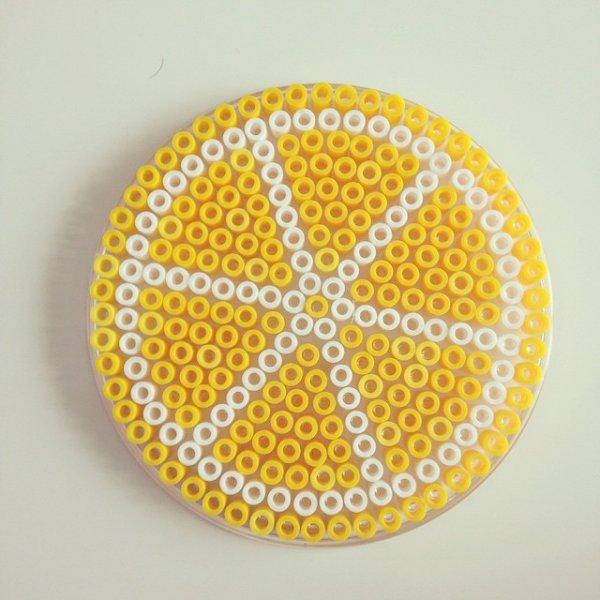 perle a repasser citron