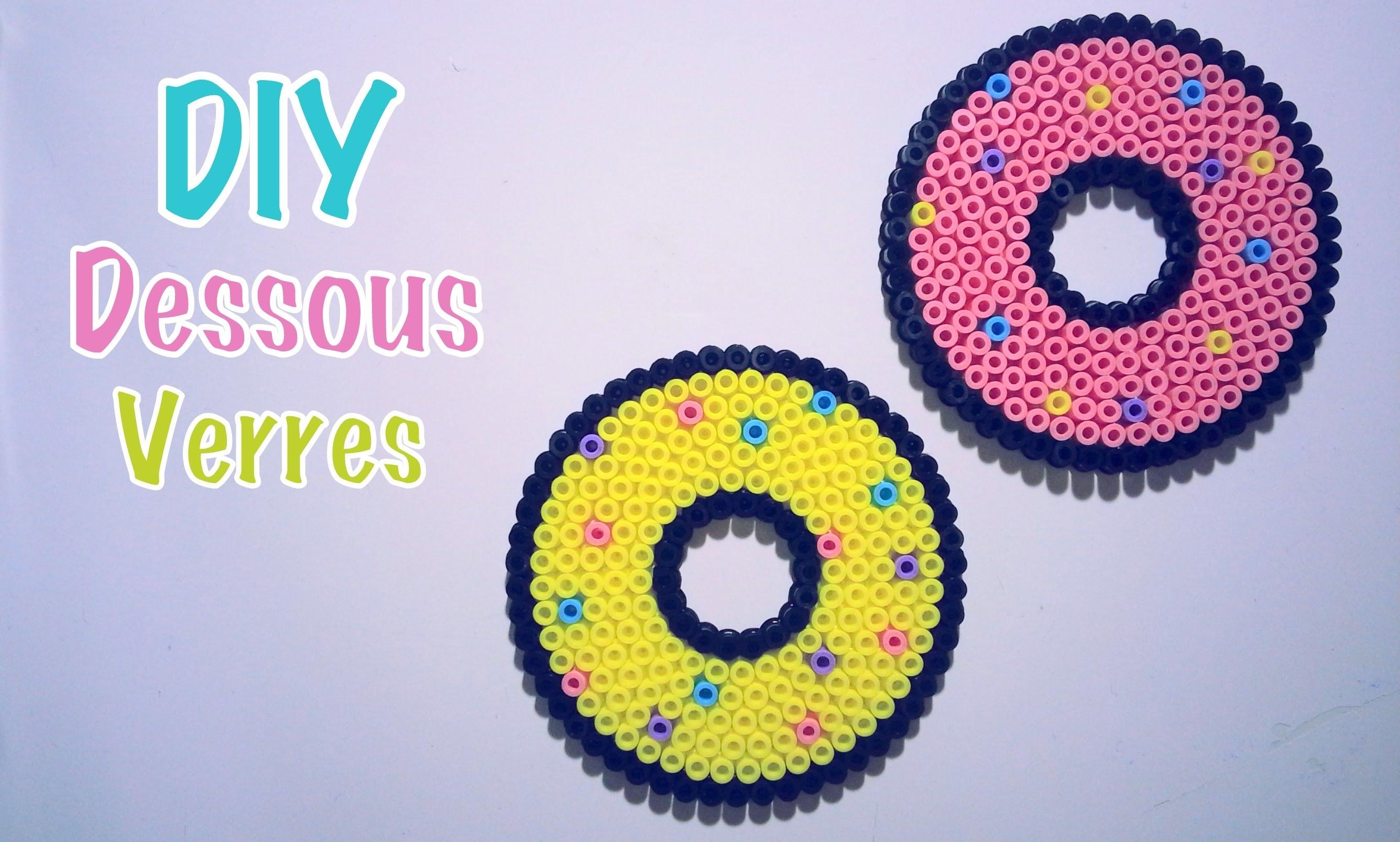 perle a repasser donuts