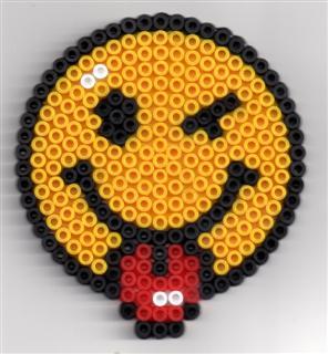 perle a repasser emoji caca