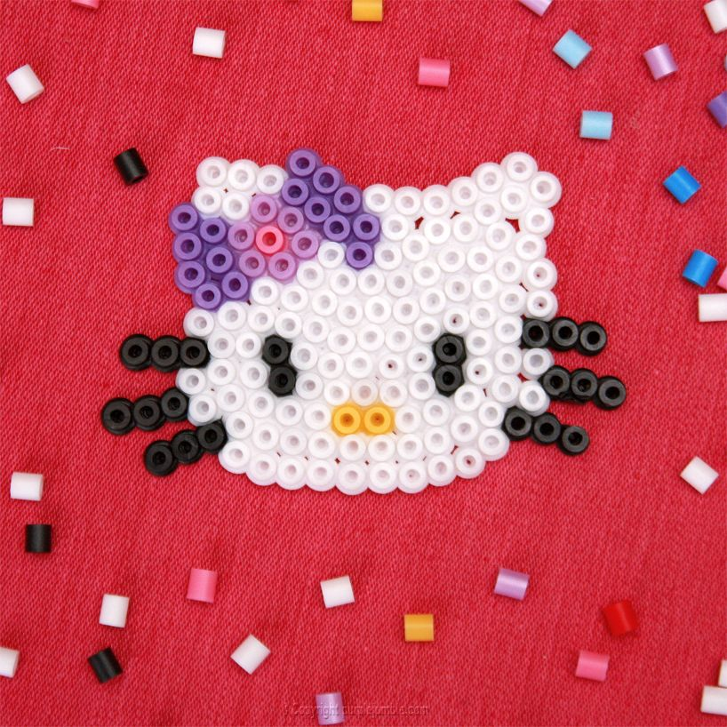perle a repasser hello kitty
