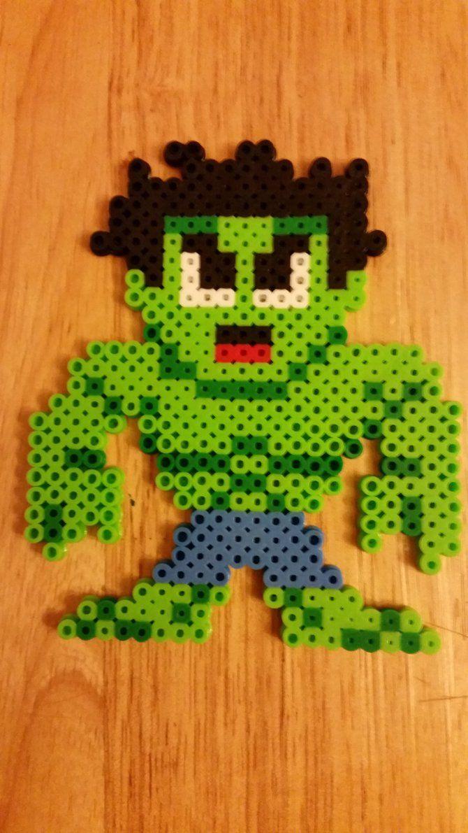 perle a repasser hulk
