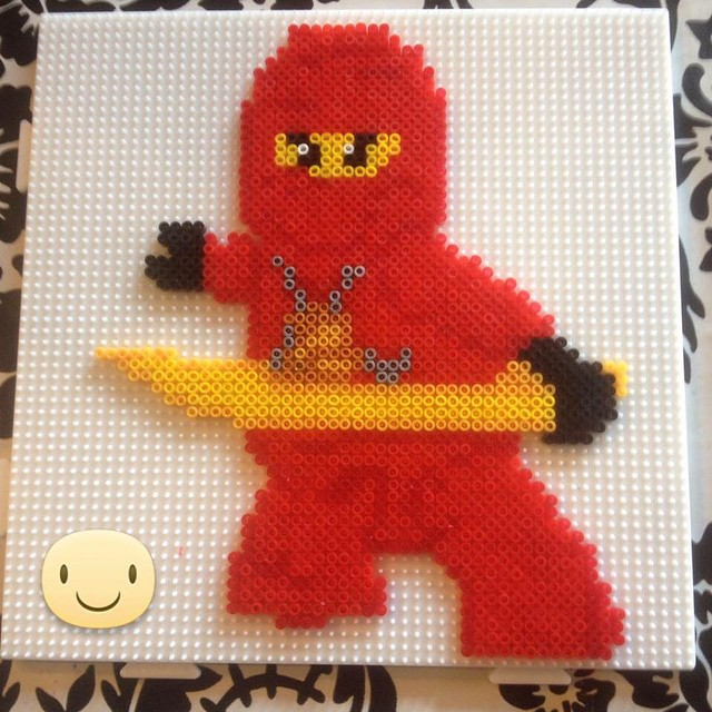 perle a repasser lego ninjago