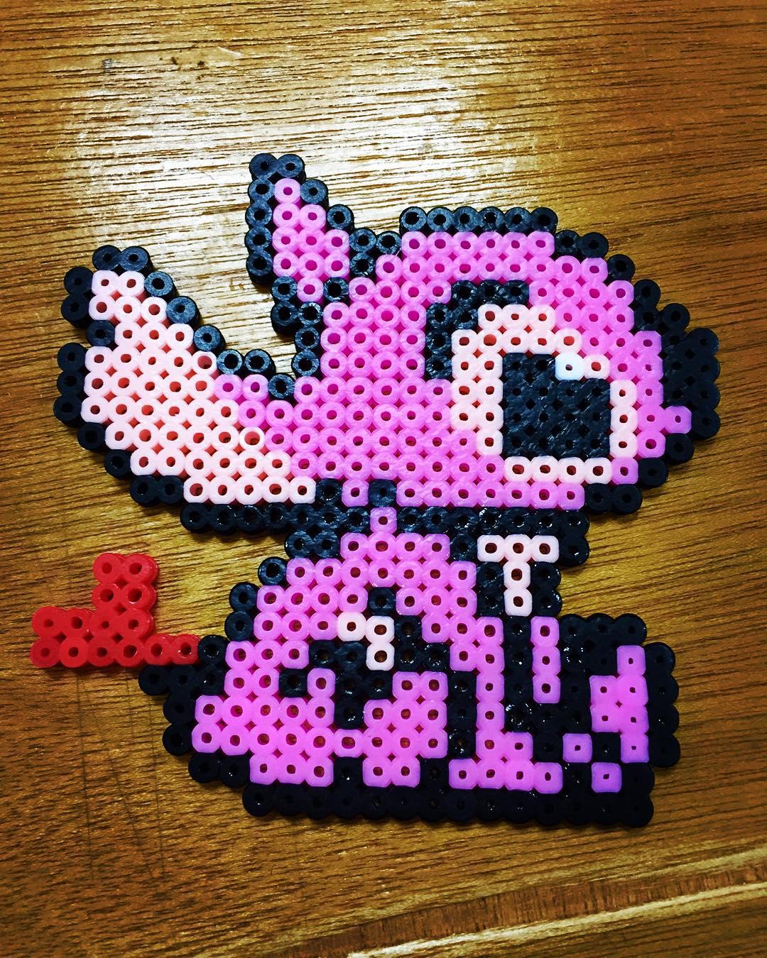 perle a repasser lilo et stitch