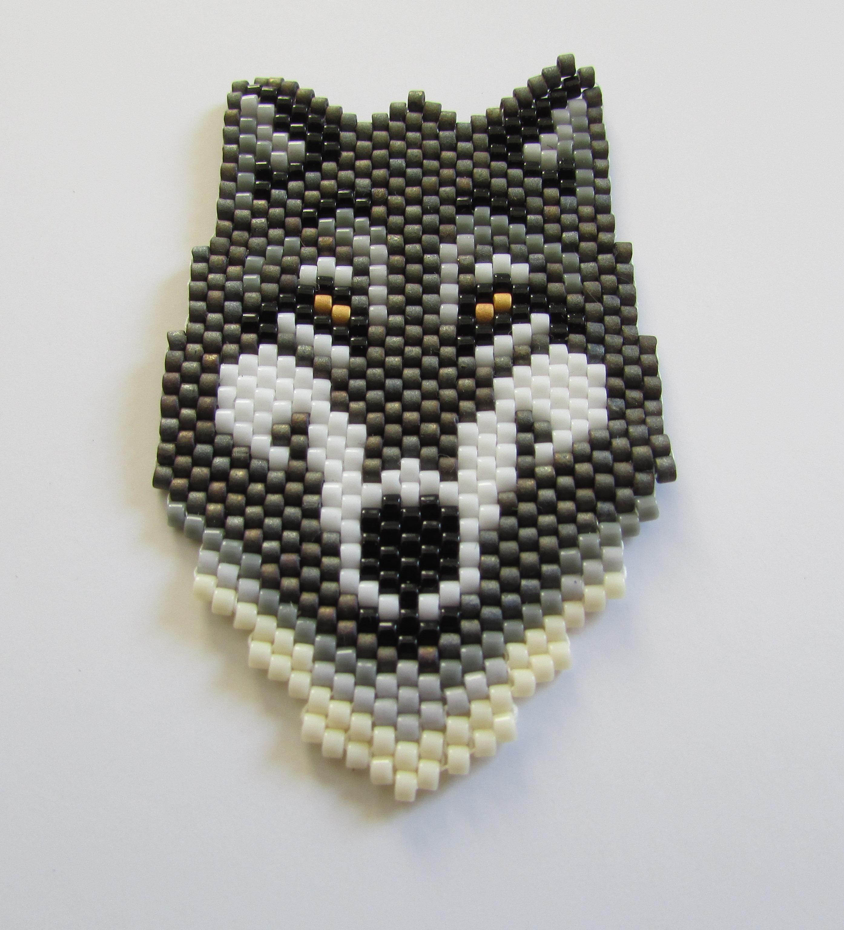 perle a repasser loup