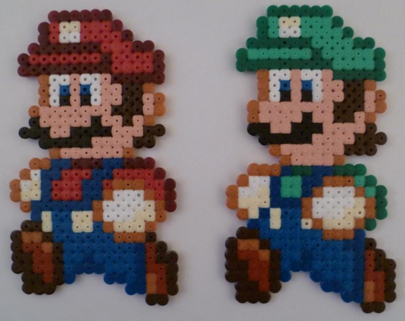 Perle A Repasser Luigi