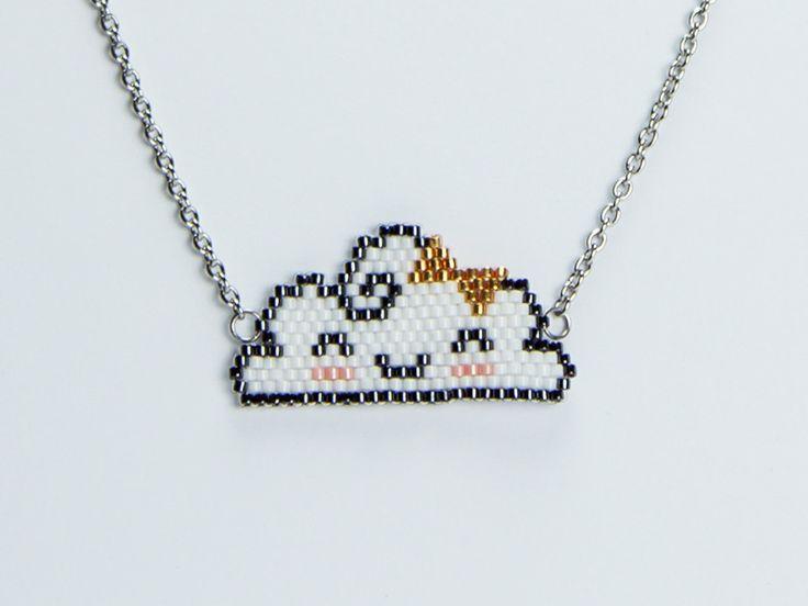 perle a repasser nuage
