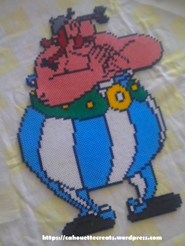 perle a repasser obelix