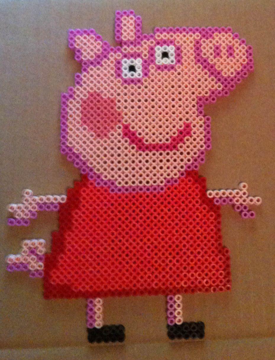 perle a repasser peppa pig