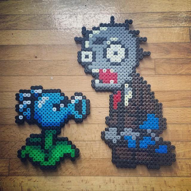 perle a repasser plante vs zombie