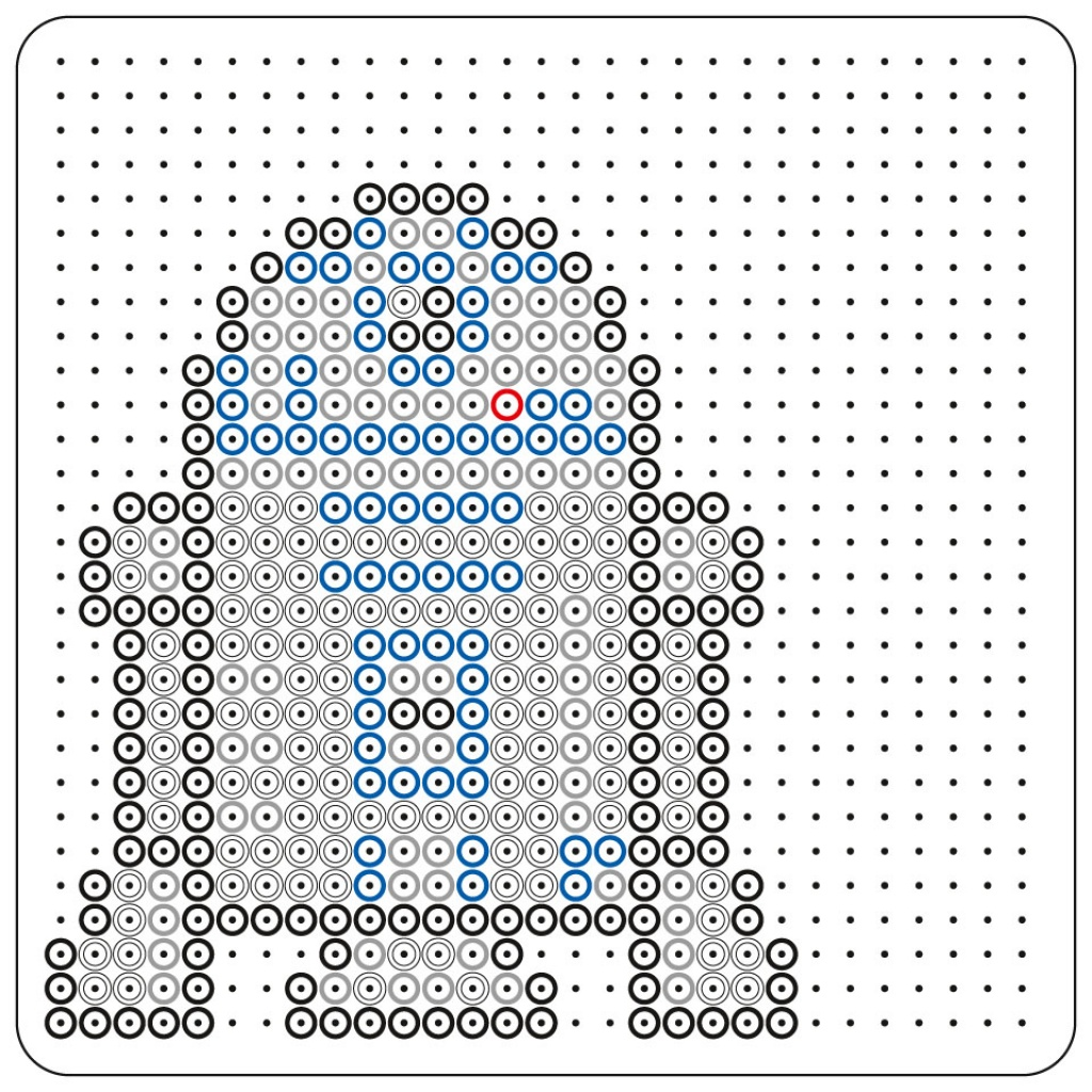 perle a repasser robot