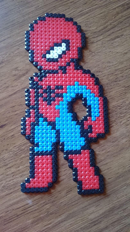 perle a repasser spiderman