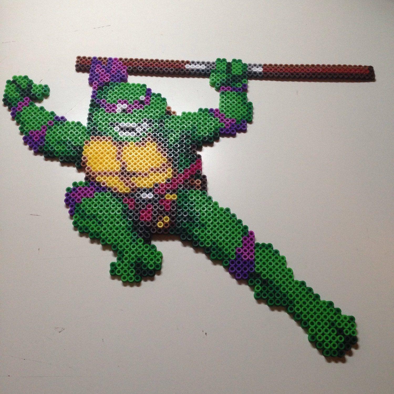 perle a repasser tortue ninja