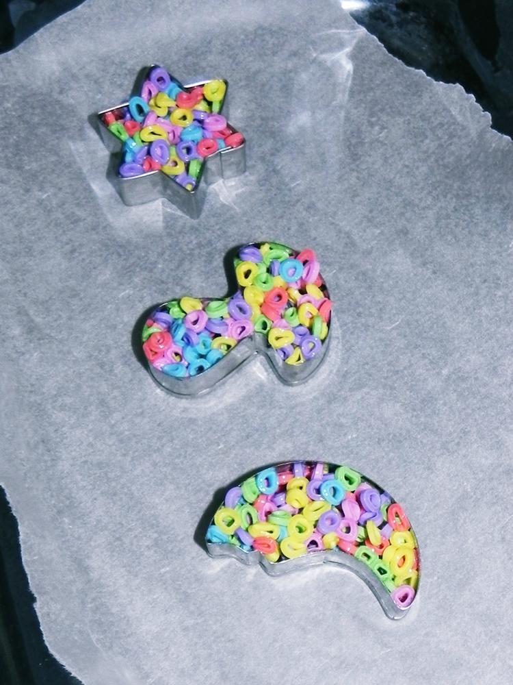 perle hama au four