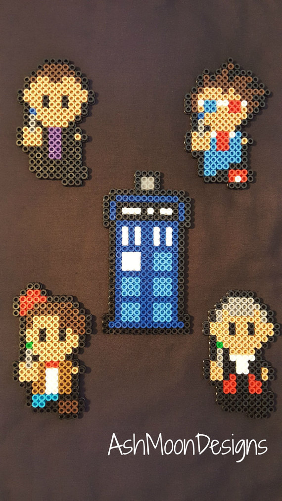 perle hama doctor who