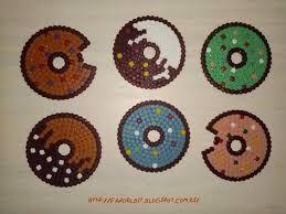 perle hama donuts
