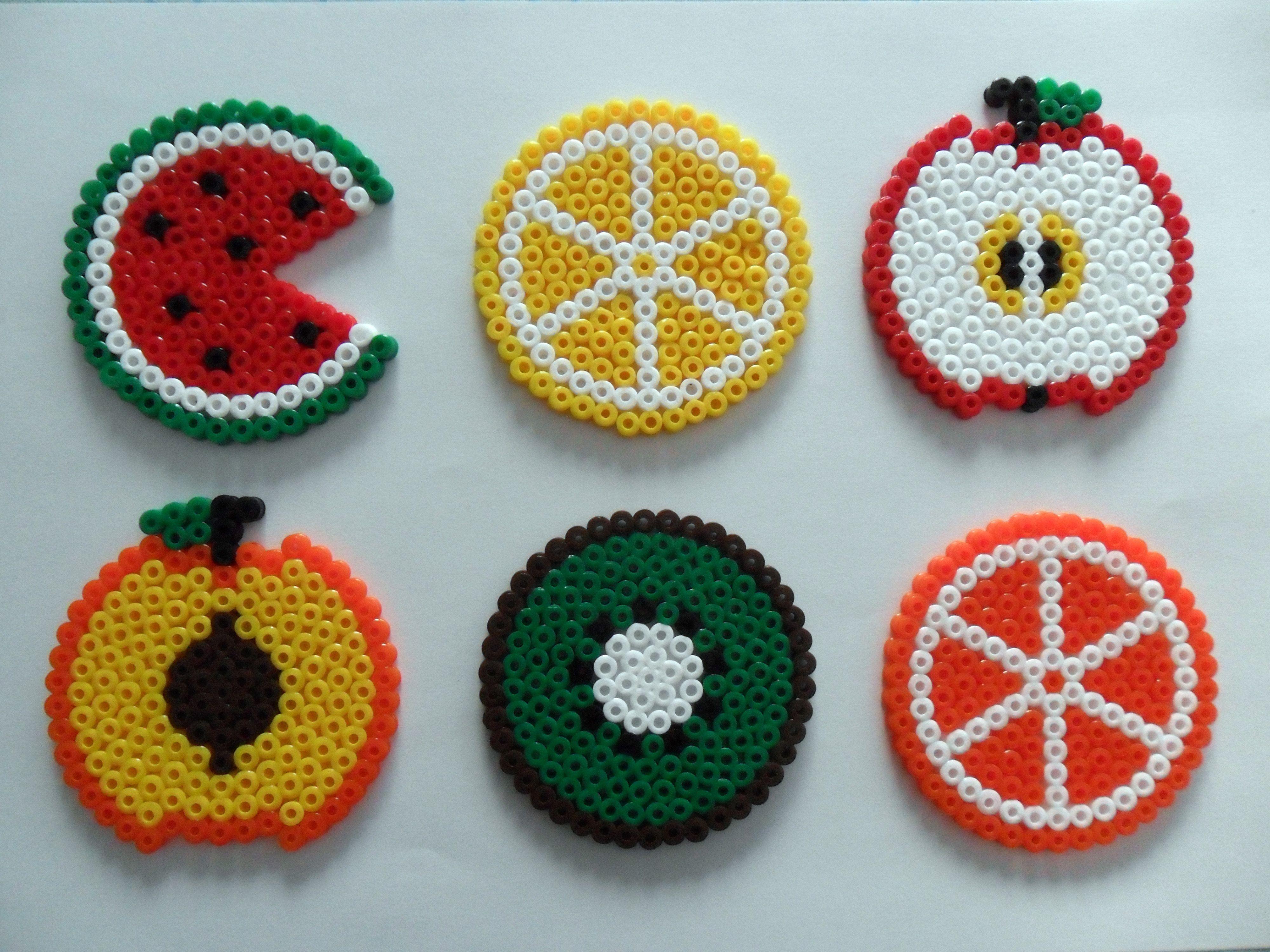 perle hama fruit