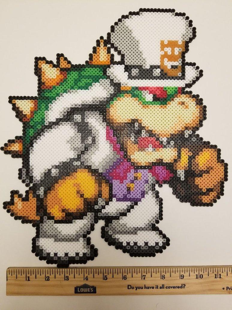 Perle Hama Mario Odyssey