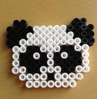 perle hama panda
