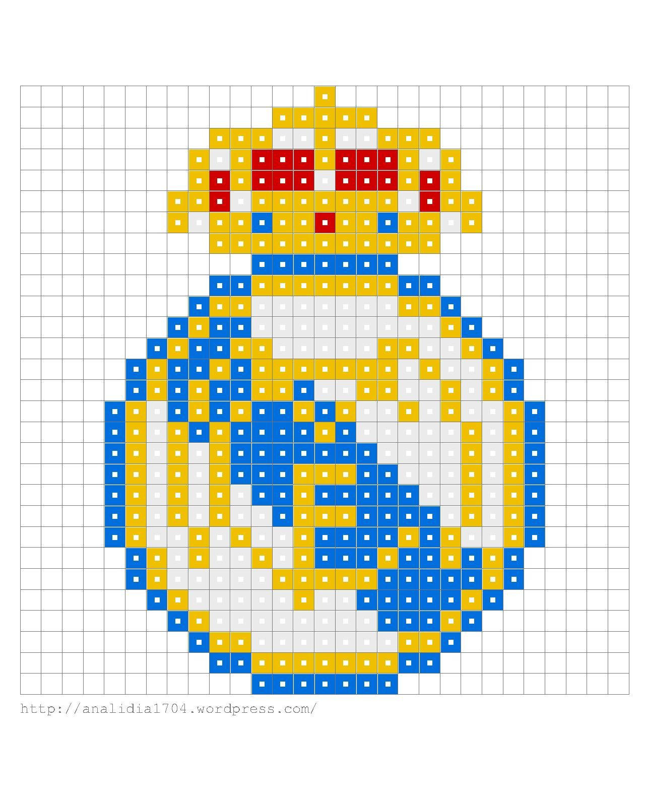 perle hama real madrid