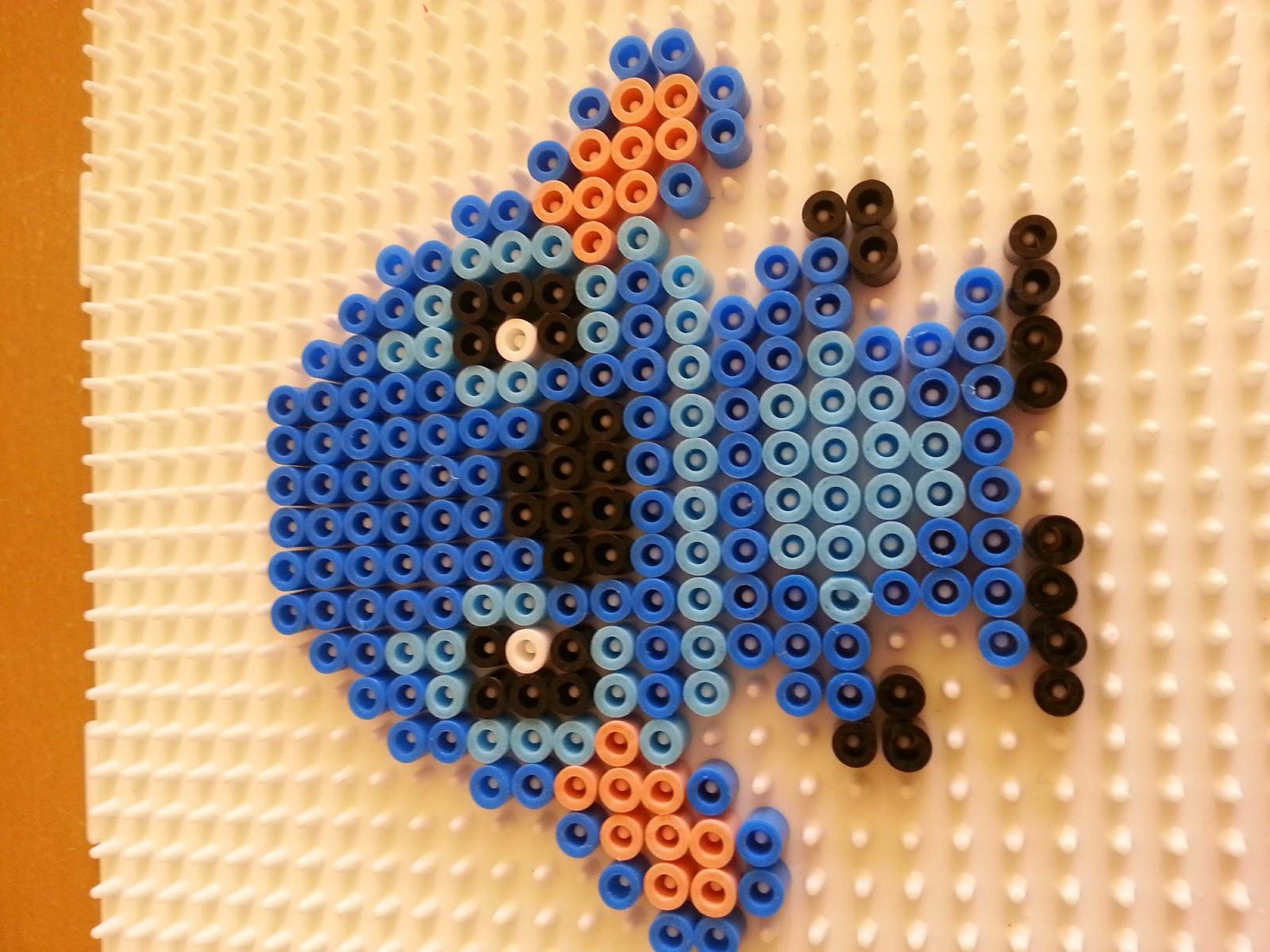 perle hama stitch